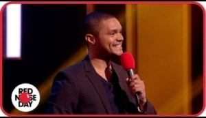 Video: Stand-up set by Trevor Noah Comedies
